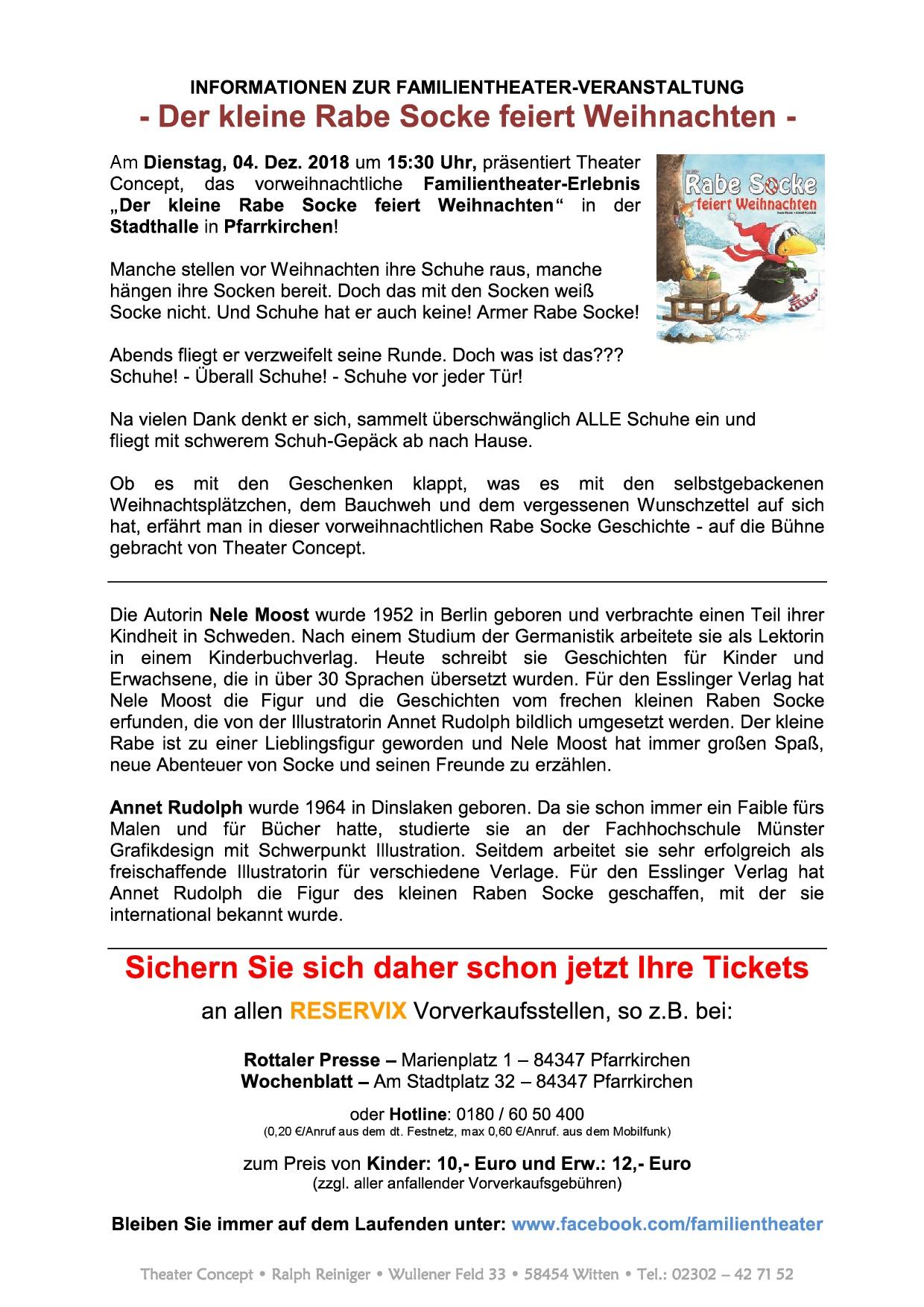 Pfarrkirchen - Ihre Kreisstadt im Rottal - Theater \